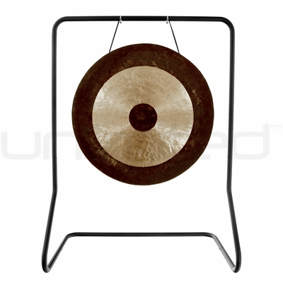 "28"" Chau Gong on UFIP Molto Bella Gong Stand"