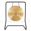 "28"" Wind Gong on UFIP Molto Bella Gong Stand"
