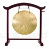 "28"" Wind Gong on the Deeper Meaning Gong Stand - FREE SHIPPING"