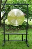 "28"" Wind Gong on Stand Up! Gong Stand NO PRICE - SOLD OUT"