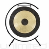 """28"""" Chau Gong on Paiste Floor Gong Stand"""