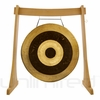 "28"" Subatomic Gong on the Unlimited Revelation Gong Stand - SOLD OUT - FREE SHIPPING"