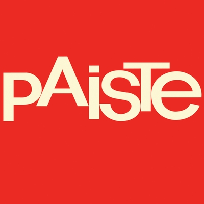 "3"" x 3"" Paiste Logo Sticker - FREE SHIPPING"