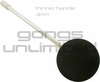 #3 Yin Yang Edition 3 (Thin) Friction Mallet by TTE Konklang - Solo  SOLD OUT