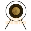 "SOLD OUT FOR A BIT 32"" Asteroid Belt Gong on Center Yourself Stand - FREE SHIPPING"