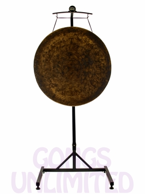 "32"" Atlantis Gong on the Meinl Gong/Tam Tam Stand (TMGS)"