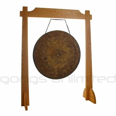 """32"""" Atlantis Gong on Unlimited One Gong Stand"""