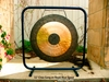 "32"" Chau Gong on Royal Blue Gong Stand - FREE SHIPPING"