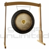 "32"" Meinl Mercury Planetary Tuned Gong on the Meinl Wood Stand (G32-ME/TMWGS-L) - SOLD OUT"