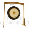 "32"" Meinl Saturn Planetary Tuned Gong on the Meinl Wood Stand (G32-SA/TMWGS-L) - SOLD OUT"
