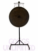 "32"" Mother Tesla Gong on the Meinl Gong/Tam Tam Stand (TMGS)  SOLD OUT"