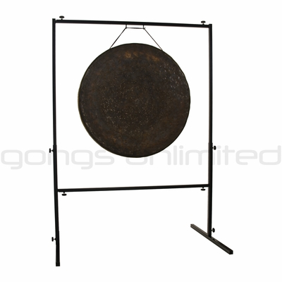 "32"" Mother Tesla Gong Stand on Rambo Rimbaud Gong Stand SOLD OUT"
