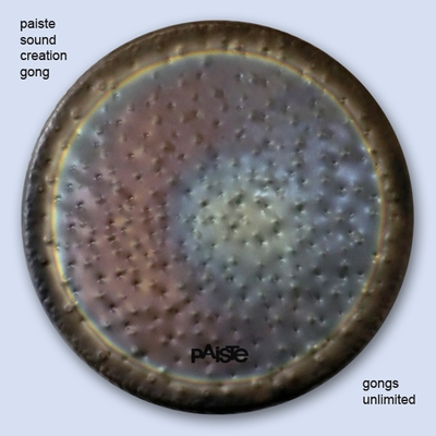 "32"" Paiste Sound Creation Earth Gong (SCG0332)"