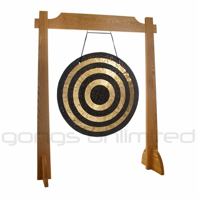 "32"" Solar Flare Gong on Unlimited One Gong Stand SOLD OUT"