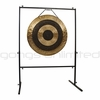 """32"""" Subatomic Gong on Rambo Rimbaud Gong Stand - SOLD OUT"""