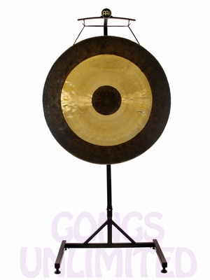 """34"""" Chau Gong on the Meinl Gong/Tam Tam Stand (TMGS)"""