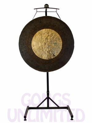 "36"" Asteroid Belt Gong on the Meinl Gong/Tam Tam Pro Stand (TMGS-2) - SOLD OUT"