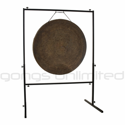 """36"""" Atlantis Gong on Rambo Rimbaud Gong Stand SOLD OUT"""