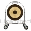 "36"" Chau Gong on Chrome Corps Design Adjustable Marching Band Gong Stand - SOLD OUT"