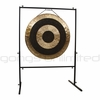 """36"""" Subatomic Gong on Rambo Rimbaud Gong Stand - SOLD OUT"""