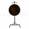 """36"""" Trung Sisters Vietnamese Gong on Meinl Tam Tam Gong Stand - FREE SHIPPING"""
