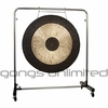 "38"" Chau Gong on Astral Reflection Gong Stand"