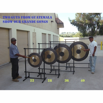 """38"""" Chau Gong on Stand Up! Gong Stand"""