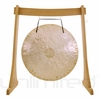 "38"" Wind Gong on the Unlimited Revelation Gong Stand - SOLD OUT"