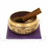 Emotional Sherpa Purple Gift Singing Bowl