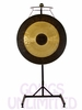 "40"" Chau Gong on the Meinl Gong/Tam Tam Pro Stand (TMGS-2)"
