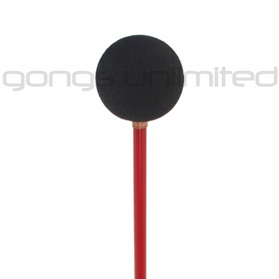 #5 Yin Yang-Edition 5R Red (Thick) Friction Mallet by TTE Konklang - Solo