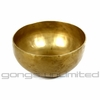 "6.5"" Rounded Bronze Singing Bowl"