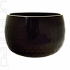 "6"" Black Ching Bowl (Temple Bowl Gong)"