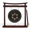 """7.5"""" Thai Gong on the Pretty Chill Gong Stand - FREE SHIPPING"""