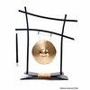 "7"" Bao Gong on Parallel Universe Gong Stand - FREE SHIPPING"
