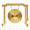 "7"" Bao Gong on the Tiny Atlas Stand - Natural - FREE SHIPPING"