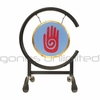"7"" Healing Hand Reiki Gong on High C Stand - FREE SHIP"
