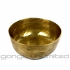 "7"" Straight Bronze Singing Bowl"