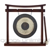 "8"" Chau Gong on the Pretty Chill Gong Stand FREE SHIPPING"