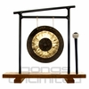"""8"""" Chau Gong on Upper Best Side Gong Stand - FREE SHIPPING"""