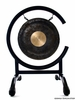 "8"" Dark Star Gong on High C Gong Stand - FREE SHIPPING"