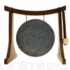 "8"" Mother Tesla Gong on Lifting Buddha Stand - FREE SHIPPING"