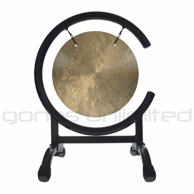 "8"" Wind Gong on High C Gong Stand - FREE SHIPPING"