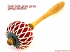 "Small Bali Bali Java Java Gong Mallet for 8"" to 12"" Gongs"