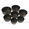 Spinners! Set of 7 Nepalese Singing Bowls O'Chakra with Mallet, Mat & Box - FREE SHIPPING