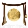"""7"""" Wind Gong on the Lifting Buddha Stand - FREE SHIPPING"""