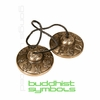 "3"" Buddhist Tingsha (Meditation Bells) - SOLD OUT"