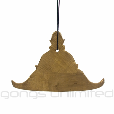 "SPECIAL PRICE - 4.5"" Plain Burma Bell from Thailand"