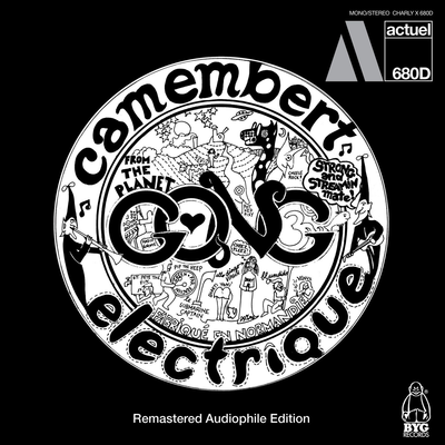 Camembert Electrique by GONG