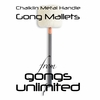 Chalklin Metal Handle Gong Mallet